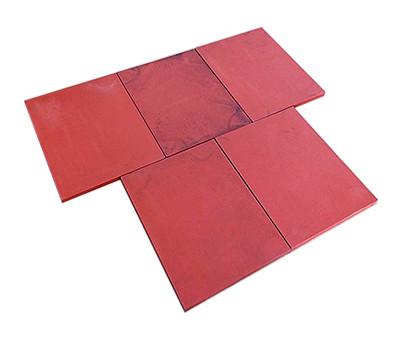 Placas de Silicone para Hot Stamping