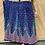 Thumbnail: Peacock wrap skirt XS-4X