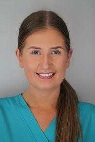 Saffron Lovell trainee dental nurse