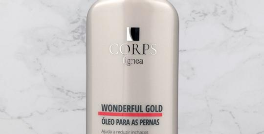 WONDERFUL GOLD - ÓLEO PARA AS MÃOS 150ML