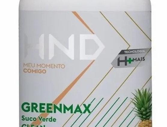 GREENMAX SUCO VERDE EM PÓ 150G