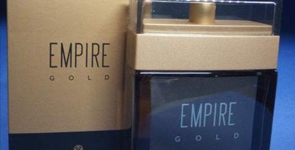 EMPIRE GOLD 100 ML - FOUGÉRE AMADEIRADO