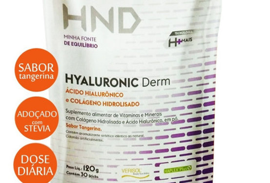 HYALURONIC DERM 120G