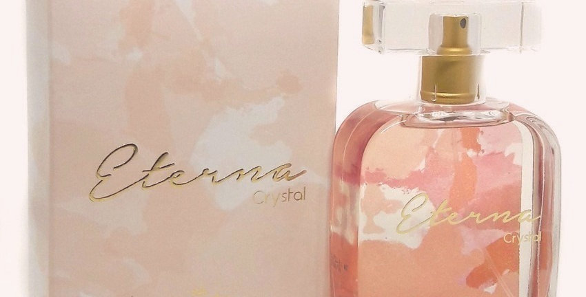 ETERNA CRYSTAL 100 ML-FLORAL AMADIRADO