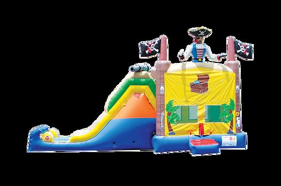 Pirate Jump & Slide