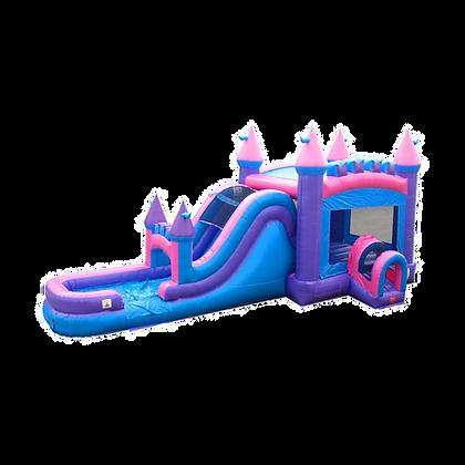 Pink & Purple Jump & Slide