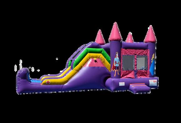 Princess Jump & Slide