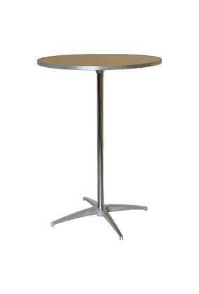 """36"""" High Top Table"""