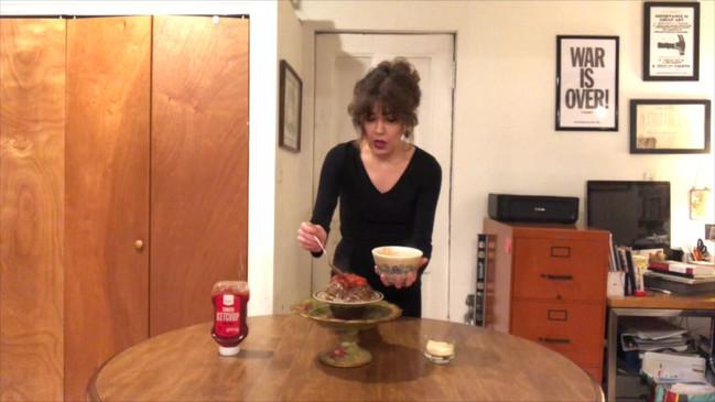 Meatball Making with Lauren
