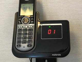 電話新調しました📞