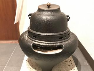 茶釜が一年ぶりに登場