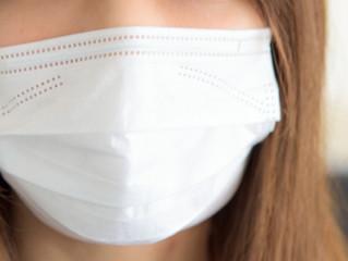 冬の肌荒れ・・・マスクが原因?