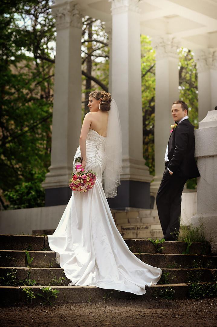 Свадьба жених и невеста Ростов