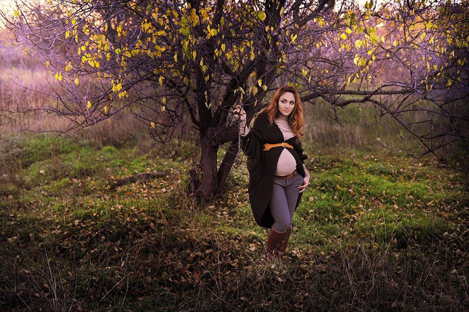 Беременность - это красиво