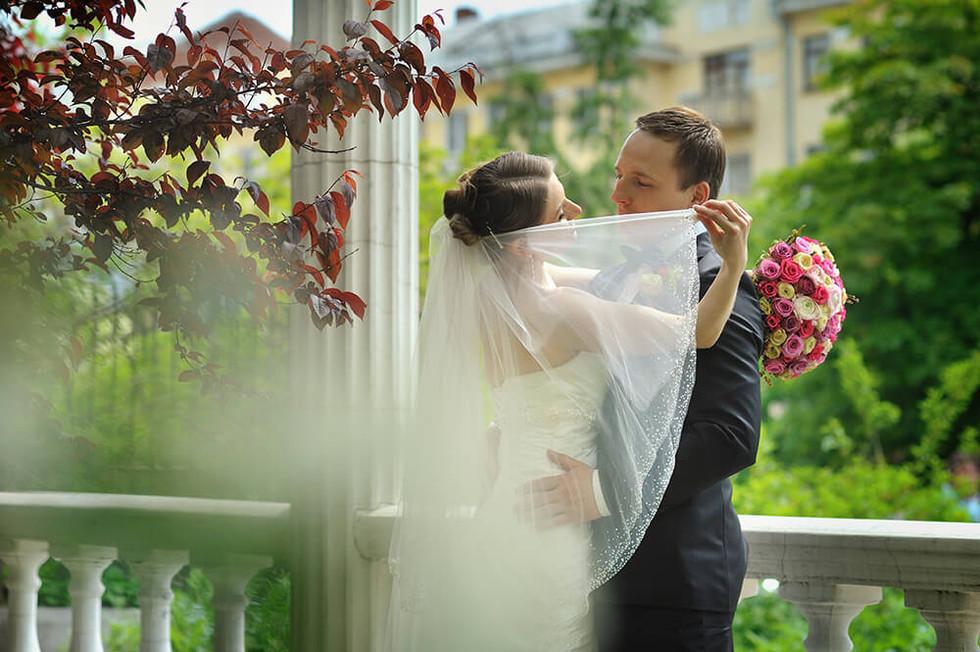 Фотосъёмка жениха и невесты Ростов