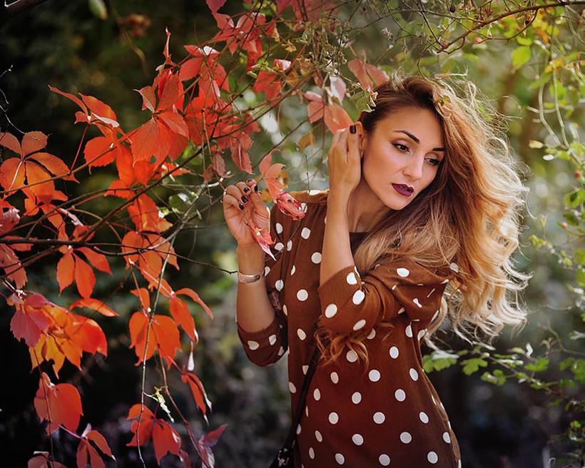 Осенняя фотосессия в Ростове