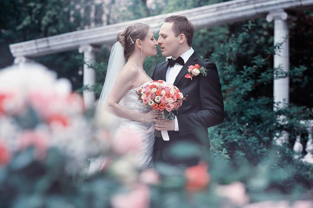Свадебная фотосессия в Ростове-на-Дону