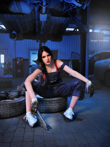 Рекламная фотосъемка автосалон Ростов