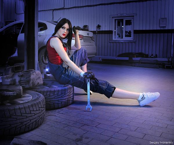 Рекламные фотосессии с моделями Ростов