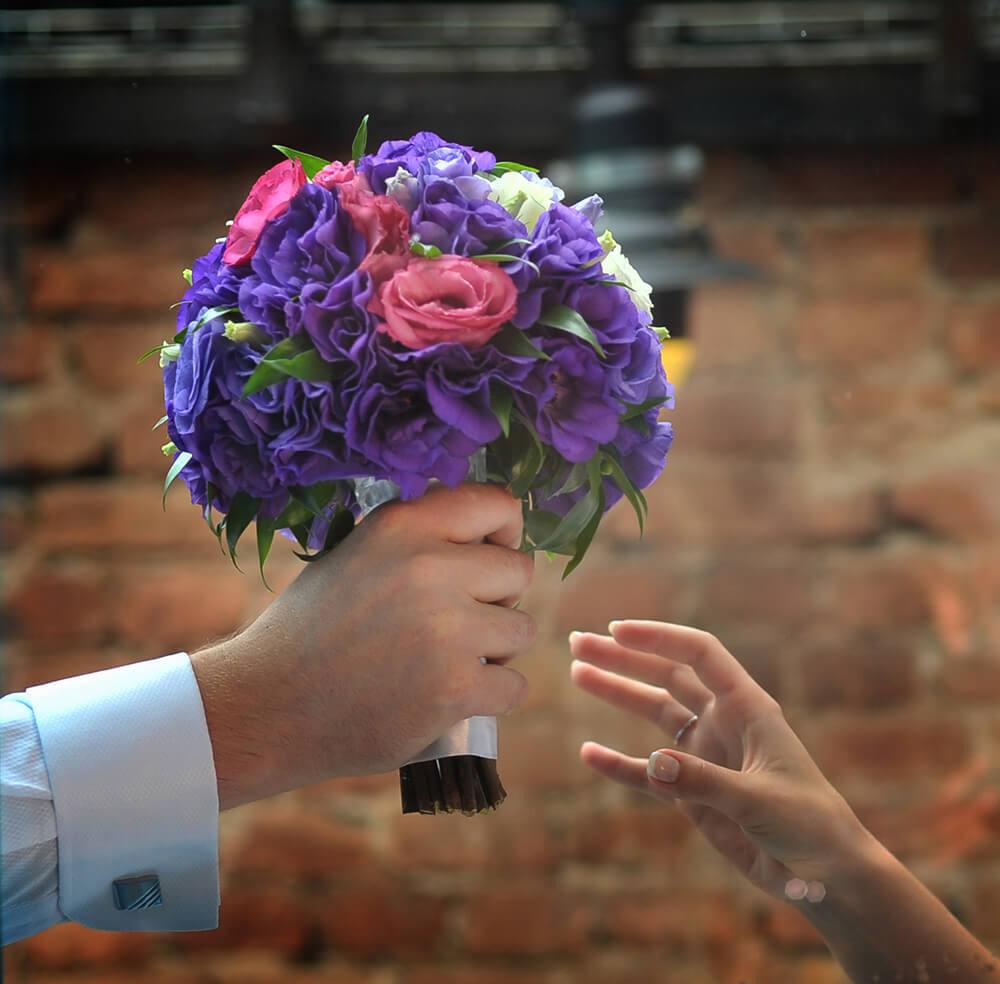 Букет невесты Ростов