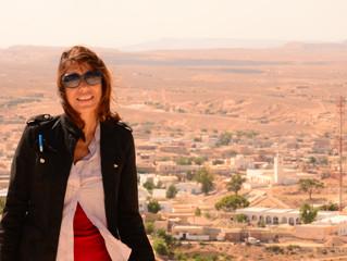 Luce e aria, nel sud della Tunisia