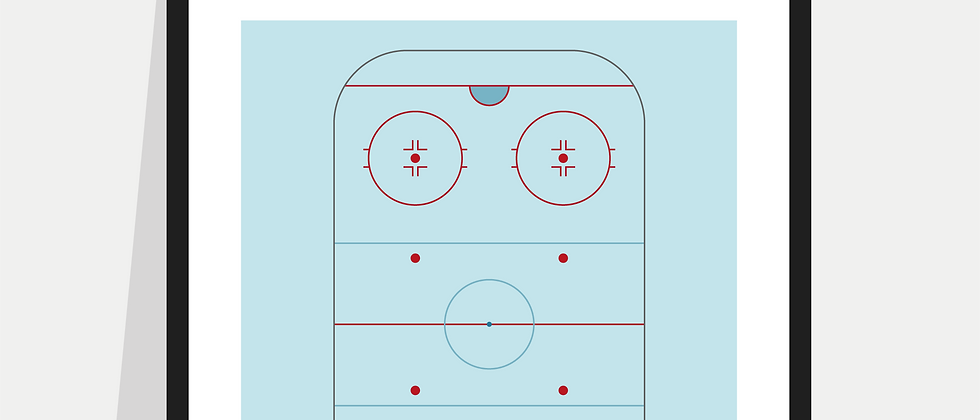 Ice Hockey Definition Poster / Print