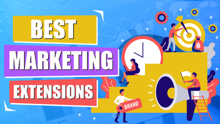Best Extensions For Marketing