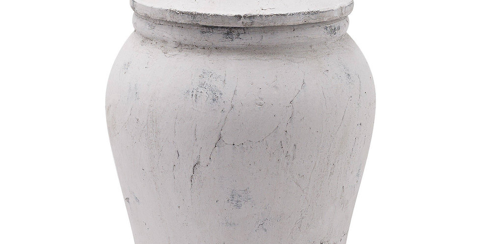 Bloomville Medium Stone Ginger Jar