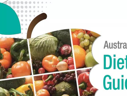 Australian Dietary Guidelines review scoping survey open to all until 15 March