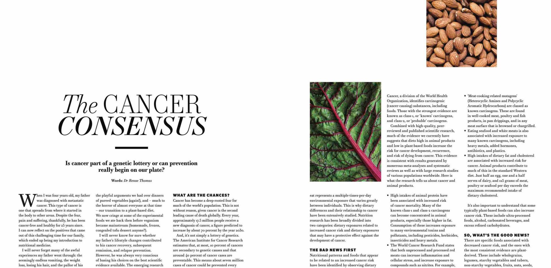 Nourish Magazine, July 2020 - Volume 8, No.5