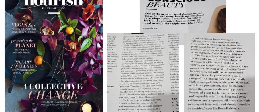 Nourish magazine Vol 6 No 5 - December 2018