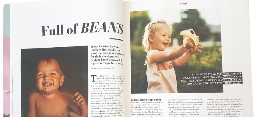 Nourish Magazine, Sept 2020 - Volume 8, No.6