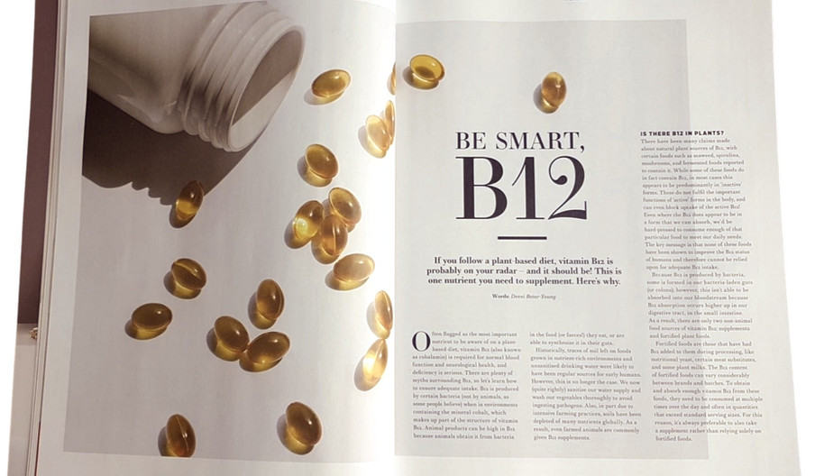 Nourish Magazine, Nov 2020 - Issue 61