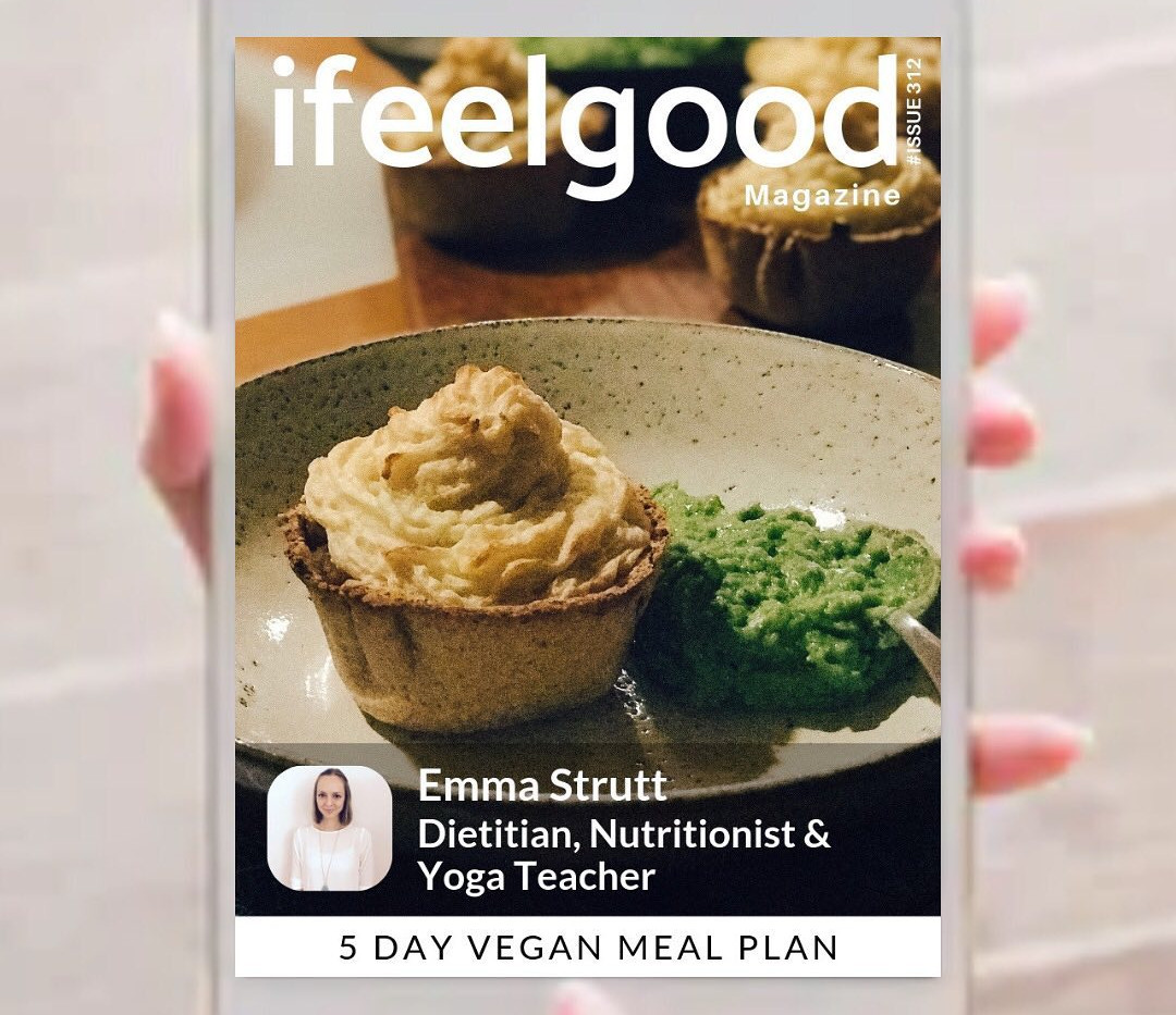 I Feel Good magazine, May 2019 - Issue 3