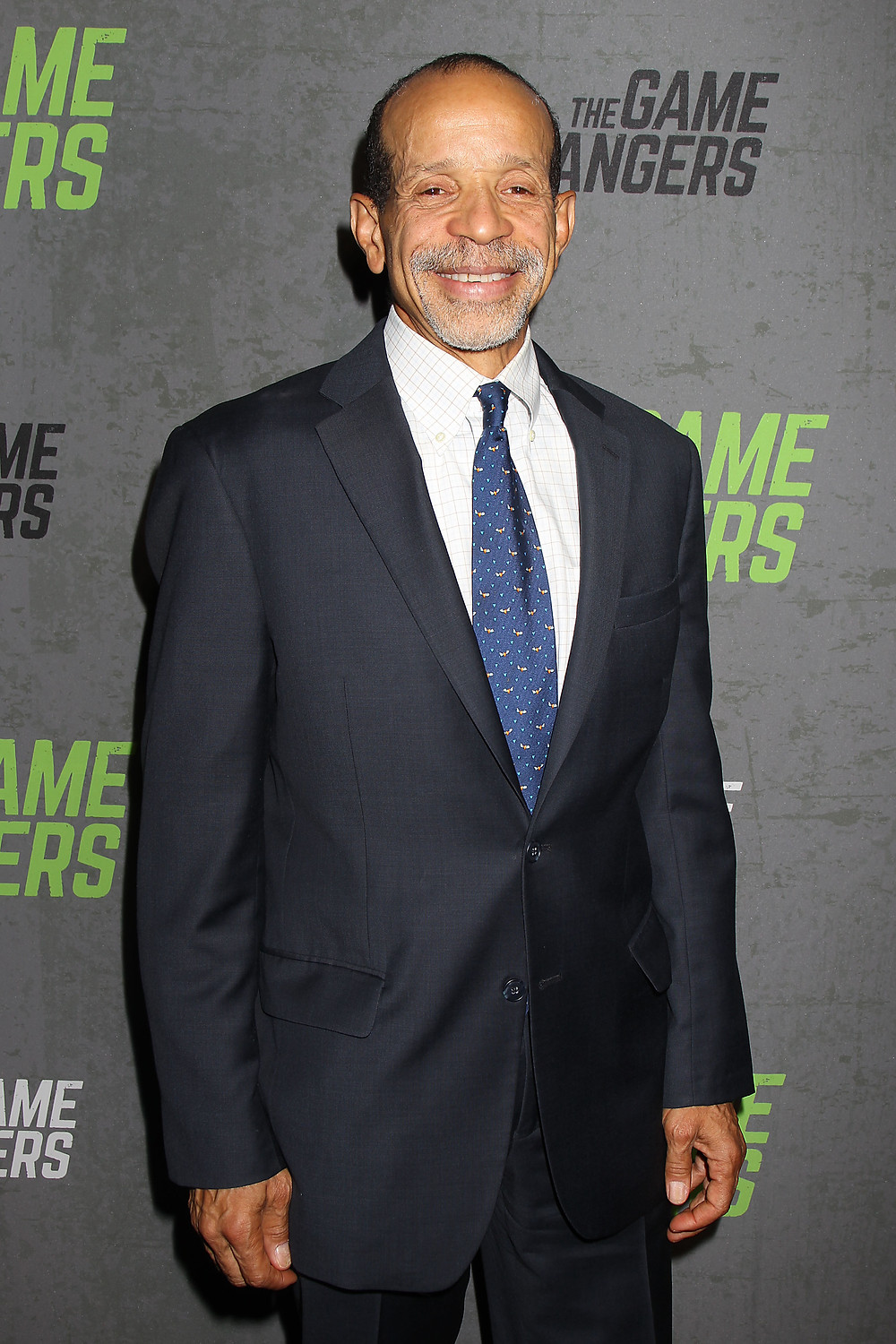 Dr Kim Williams at The Game Changers premiere - by Dave Allocca