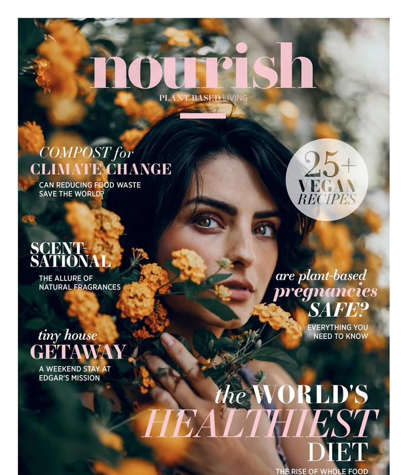 Nourish Magazine, August 2019 - Volume 7, No.6