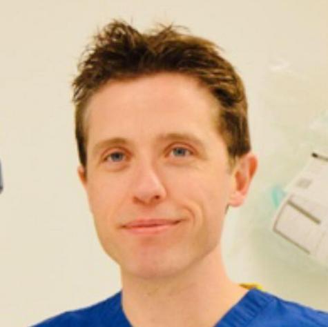 Dr Alan Desmond (UK)