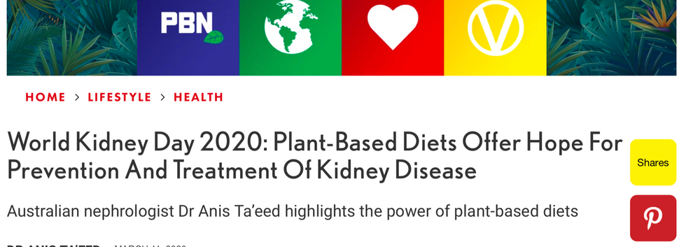 Plant Based News, March 2020