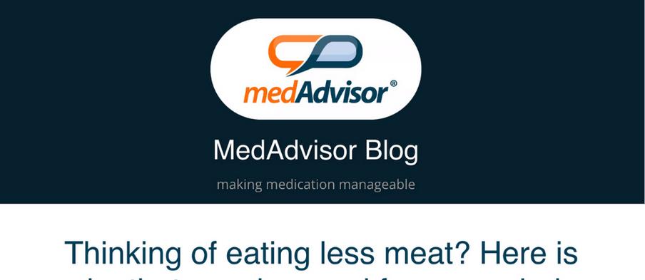 MedAdvisor Blog, January 2020