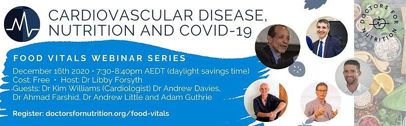 Food Vitals 4 | Cardiovascular Disease b