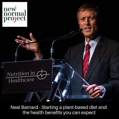 NNP cover pic _ Neal Barnard - Starting