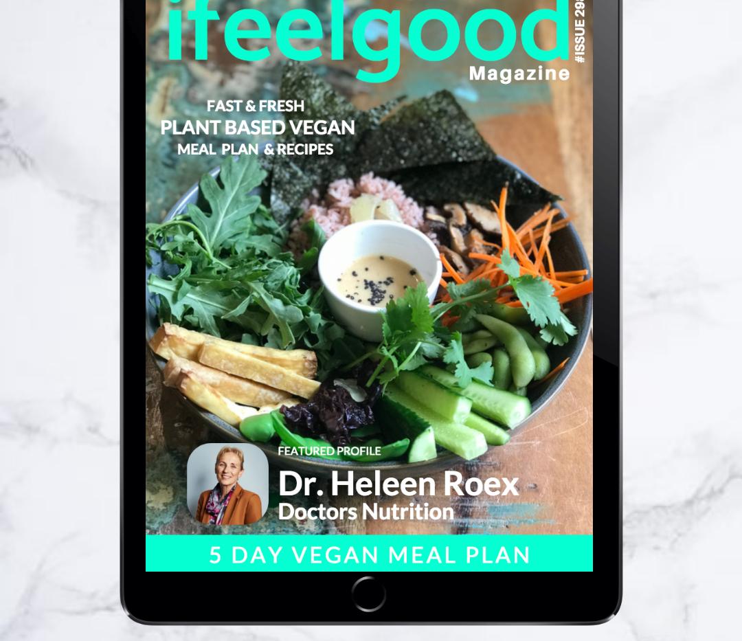 I feel Good Magazine, December 2018 - Issue 298