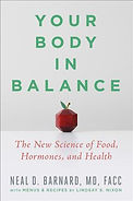 Your Body in Balance by Neal Barnard, MD