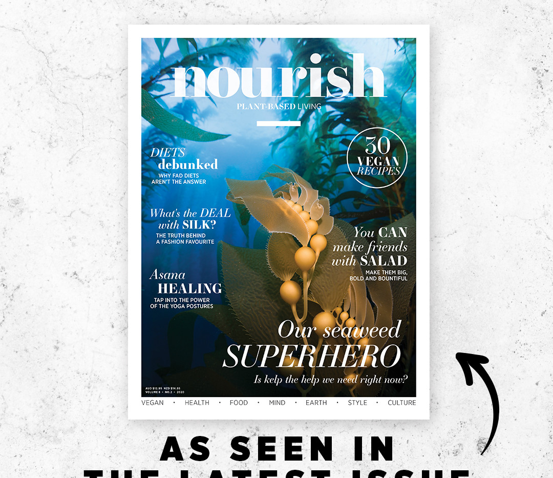 Nourish Magazine, February 2020 - Volume 8, No.2
