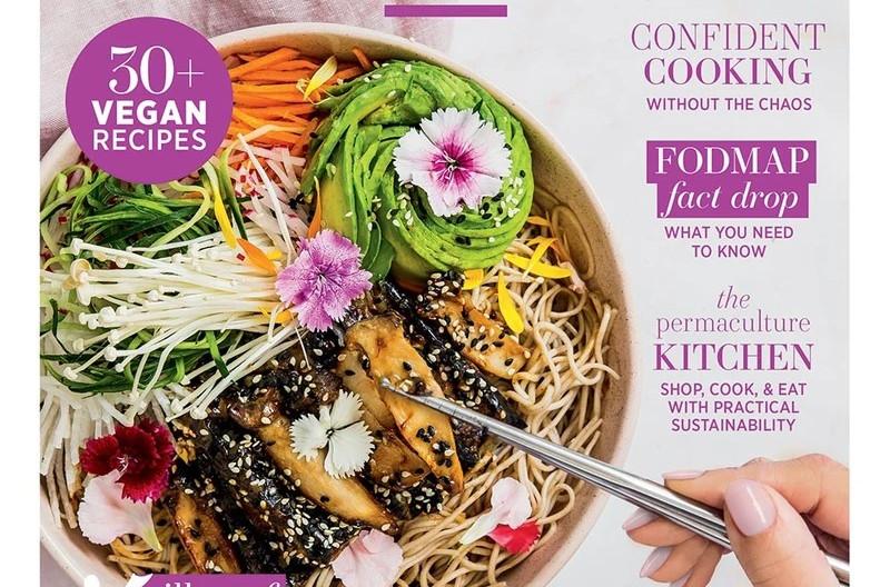 Nourish magazine, March 2021 - Issue 63