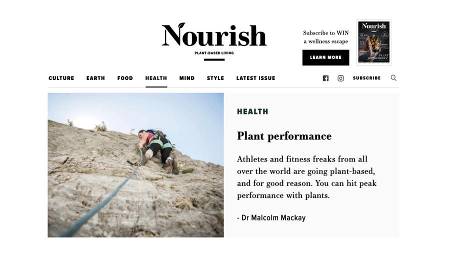 Nourish Magazine, May 2020 - Volume 8, No.4