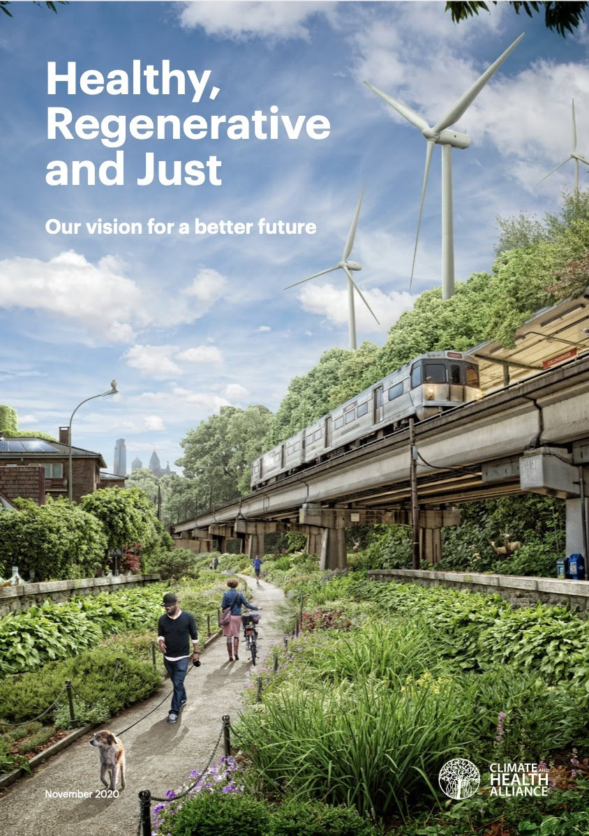 Healthy, Regenerative and Just: Our vision for a better future