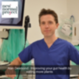 New Normal Project _ Dr Alan Desmond epi