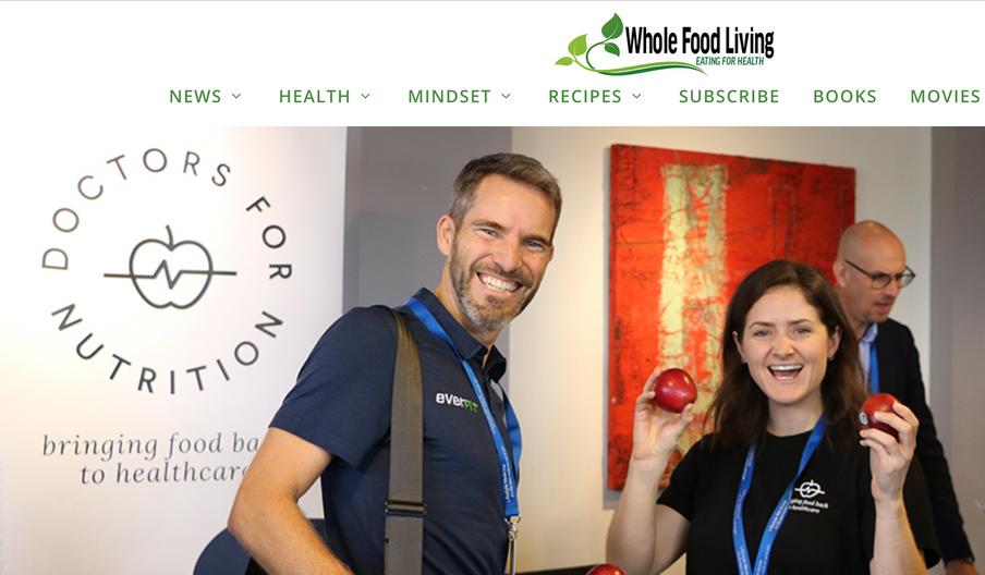 Wholefood Living Magazine, 11 August 2019