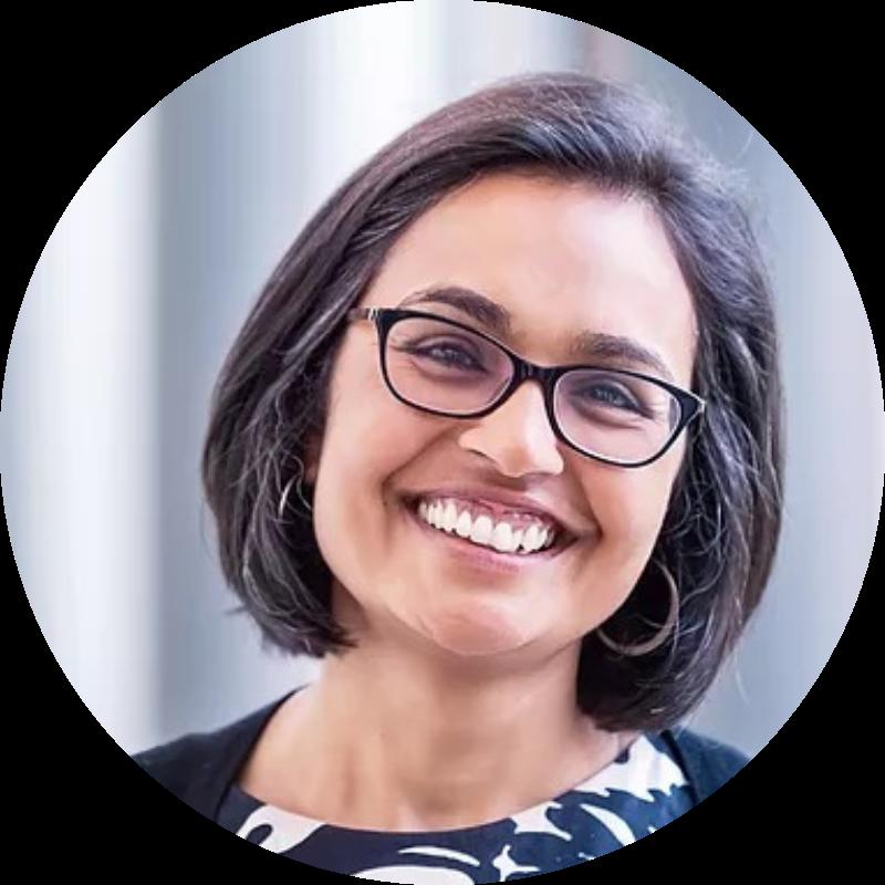 Dr Shireen Kassam - founder of Plant Based Health Professionals UK, and Doctors for Nutrition International Advisor